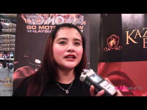 Almy Nadia Rindu Untuk Berlakon Sejak Mengandung