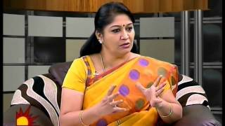 CA Aruloli's Interview - kalaignar TV
