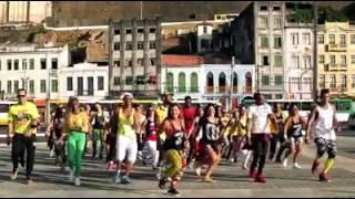 Clip Luh Pitanga/ Zumba/ Combina com você/ Zin Claudinha Souza