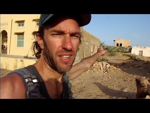 Tour of a tiny village (Khuri) in the Thar desert, Rajasthan, India