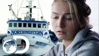 Rookie Captain Takes Massive Risk To Rake In More Crab | Deadliest Catch