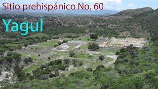 Sitio prehispánico No. 60. Yagul, Oaxaca