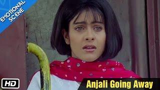 Anjali Going Away - Emotional Scene - Kuch Kuch Hota Hai - Shahrukh Khan, Kajol, Rani Mukerji