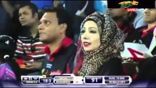 Alamin got 3 wickets on BPL SS vs BB