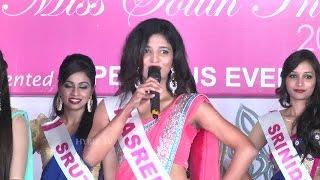 Nasreen Sultana Mazhar Model At Mannapuram Miss South India 2015 - Hybiz.tv