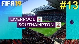 FIFA 19 - Liverpool Career Mode #13: vs. Southampton