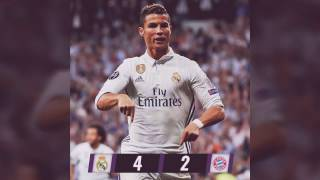 اهداف ريال مدريد ضد بايرن ميونخ شيله