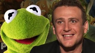 MUPPET MANIA - Jason Segel, Kermit und Co. - Interview
