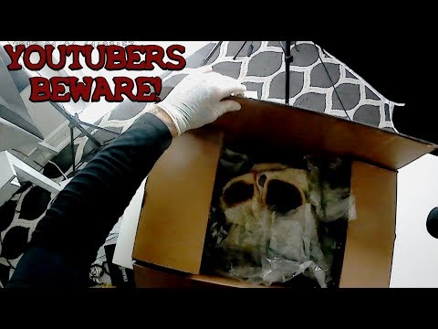 Xxx Mp4 Real Dark Web Mystery Box Pt 3 Youtubers Being Stalked Very Scary 3gp Sex