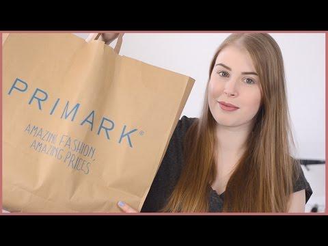 Primark Shoplog Mei 2016 + Try-on beelden | Make Me Blush