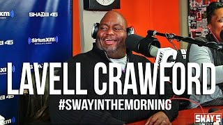 Lavell Crawford Shares Awkward Sex Positions, and Talks Upcoming Tyler Perry Role