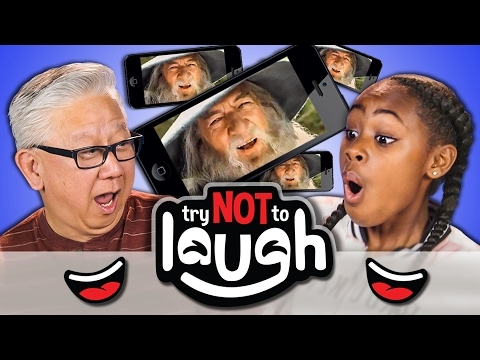 Try to Watch This Without Laughing or Grinning 42 REACT