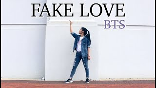 BTS (방탄소년단) 'FAKE LOVE' Lisa Rhee Dance Cover