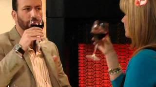 Triunfo del amor - Antonieta y Oscar cena