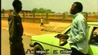 '' VIS A VIS '' - PAGAILLE DANS LA CITE