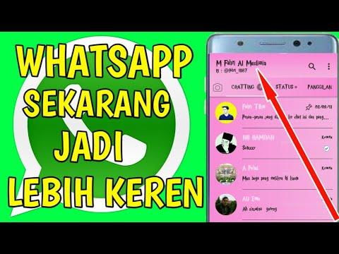 Xxx Mp4 BOSAN TAMPILAN WHATSAPP GITU Quot AJA  Cara Terbaru Ganti Tema Whatsapp Tanpa Aplikasi 3gp Sex