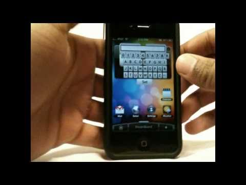 HOW TO Dreamboard on iPhone 4