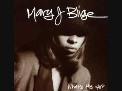 Changes i ve been going through Mary J. Blige