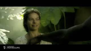 The Legend of Tarzan (2016) - Jane Meets Tarzan Scene (1/9) | Movieclips