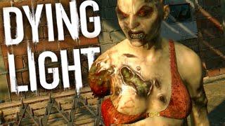 Dying Light - Zumbi Tetuda