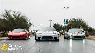 Turbo vs Supercharger vs NA - Building the Perfect NSX [4k]