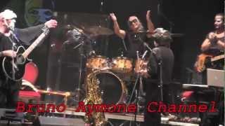 BRUNO AYMONE CHANNEL - AFRAKA' ROCK FESTIVAL 2012 OSANNA  ROSSO ROCK in Concerto (3° P.) -
