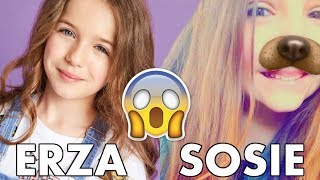 LE SOSIE D'ERZA? - Kids united vibes