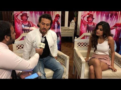 Munna Michael - Exclusive interview with Tiger Shroff and Nidhhi Agerwal