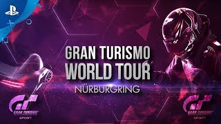 Gran Turismo Sport World Tour at 24 Hours of Nürburgring 2018