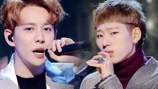 《Comeback Special》 Block B(블락비) - A Few Years Later(몇 년 후에) @인기가요 Inkigayo 20160417