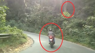 Scary videos | Real Ghost Caught On Camera From A Haunted Road | Ghost Video