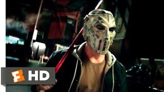 Teenage Mutant Ninja Turtles 2 (2016) - Saved by Casey Jones Scene (4/10) | Movieclips