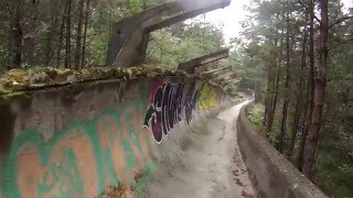Get Lost Project: Abandoned Bobsleigh Track Sarajevo