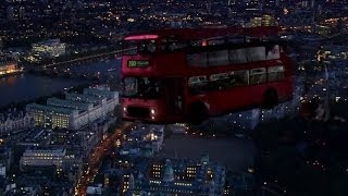 The Routemaster Returns to Earth (HQ) | Doctor Who | Planet of the Dead | BBC