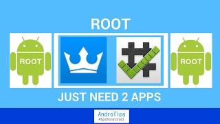 #1 Tutorial Cara Root Android Dengan Mudah Tanpa PC/Laptop