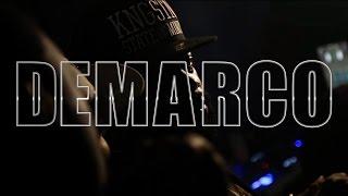Demarco Performing Live in Paris