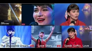 Asia's Got Talent Grand Finalist Gerphil Flores May 07, 2015 - The Imposible Dream