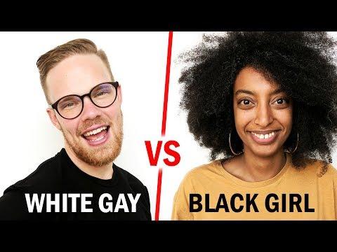 Xxx Mp4 White Gay Vs Black Girl Whose Life Is Easier 3gp Sex