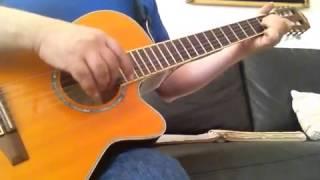 Nayer Guitar Cover آهنگ نیر جمال وفایی با گیتار