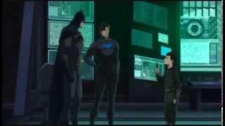Son of Batman: Batman's Parenting Style
