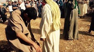 Gasba danseurs en transe  37  قصبة وراقصون في غيبوبة