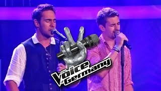 Hey there Delilah - Dominik und Moritz | The Voice | Blind Audition 2014