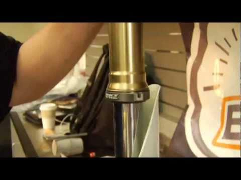 Dirt Bike Holeshot Device Installation
