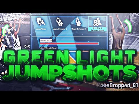 AUTOMATIC PERFECT RELEASES! BEST JUMPSHOTS IN NBA 2K18