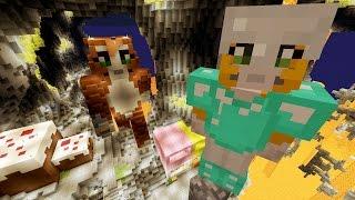 Minecraft Xbox - Cave Den - Great Heights (12)