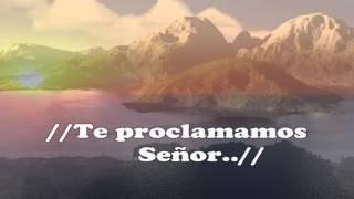 Aleluya - Jesus Adrian Romero (Pista-Karaoke)