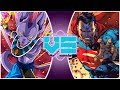 BEERUS vs SUPERMAN! (Pre-Crisis) (Dragon Ball Fan Animation) | REWIND RUMBLE BONUS