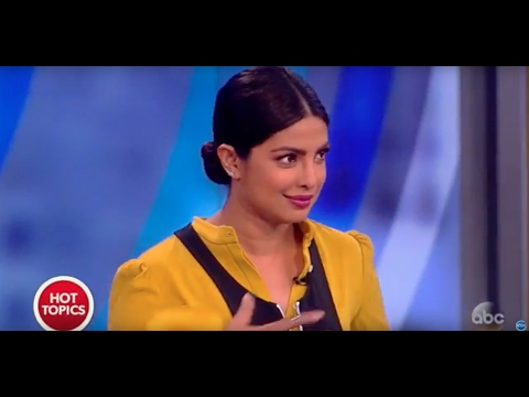 Xxx Mp4 Debra Messing Criticized For Nose Priyanka Chopra Shares Story About Her Body Critics The View 3gp Sex