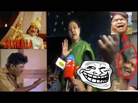 Chinnamma & Valarmathi Funny Troll | சின்னம்மா & வளர்மதி மரண கலாய் | Vadivel Version | Video Memes |