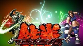 tekken 6 ranked match yoshimitsu vs asuka